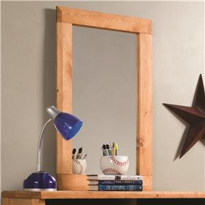 Coaster Wrangle Hill Mirror