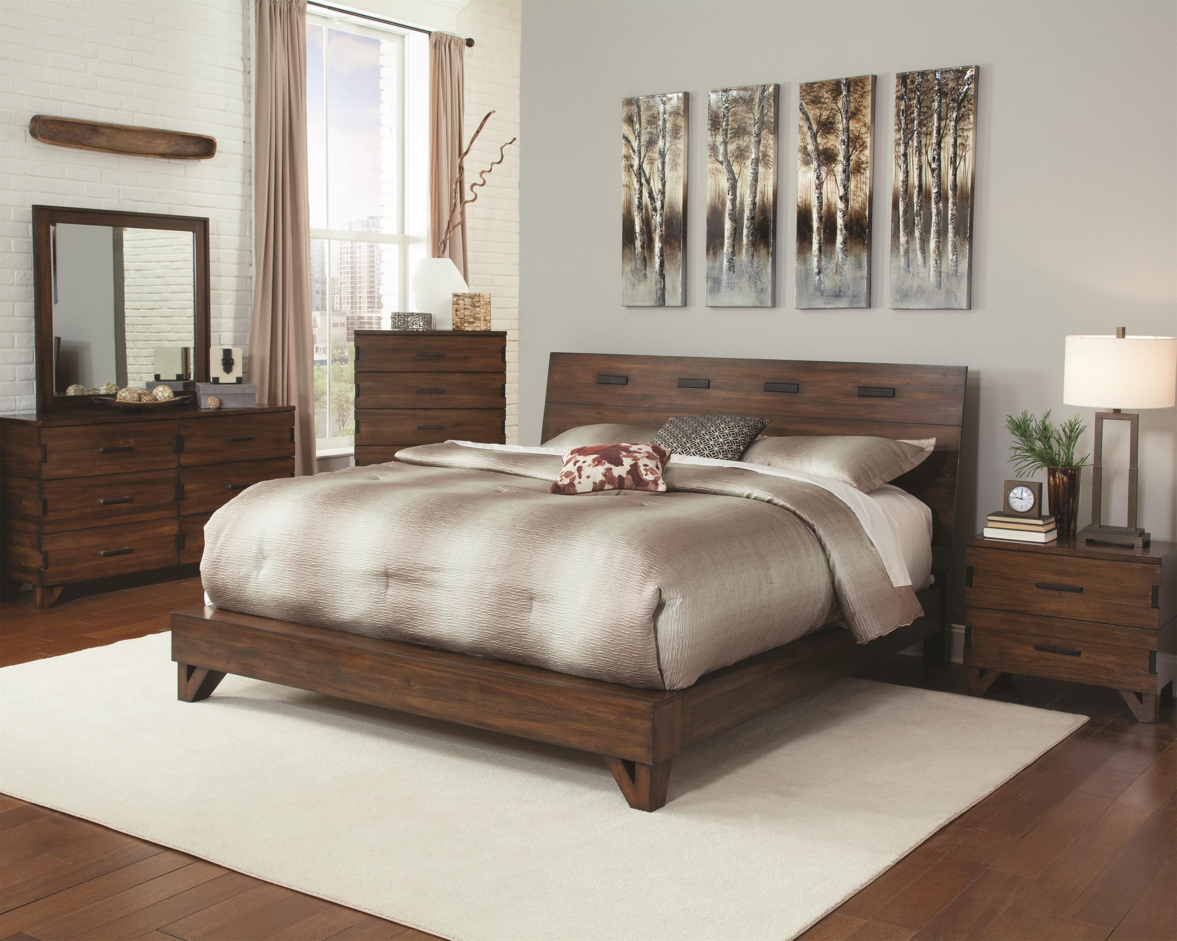Coaster Yorkshire Queen Bedroom Group - Item Number: 20485 Q Bedroom Group 1