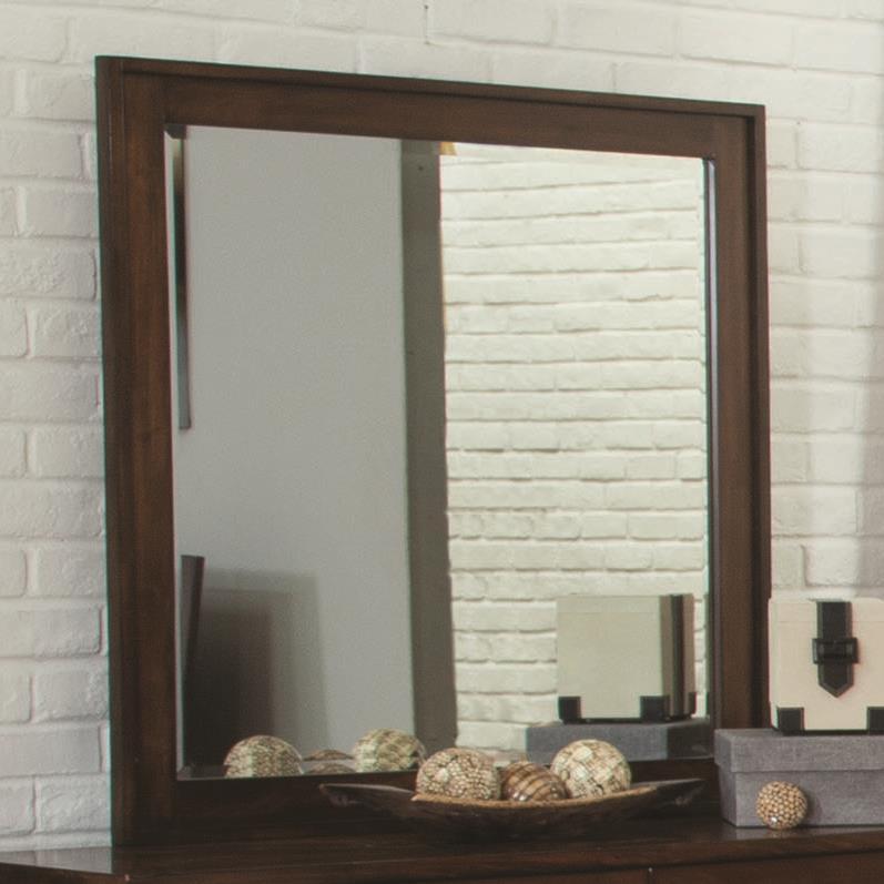 Coaster Yorkshire Beveled Mirror - Item Number: 204854