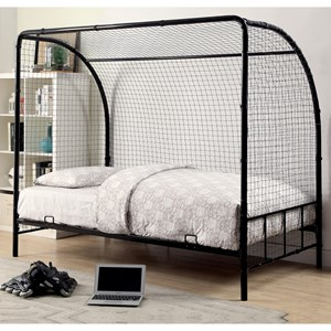 Coaster Youth Beds Twin Soccer Bed