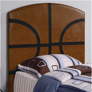 Coaster Youth Beds Twin Sports Headboard