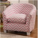 Coaster Youth Seating and Storage Kid's Chair - Item Number: 405022