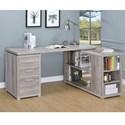 Coaster Yvette Office Desk - Item Number: 801516
