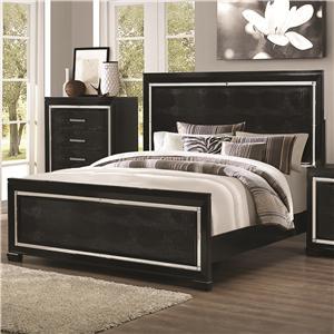 Coaster Zimmer Queen Bed