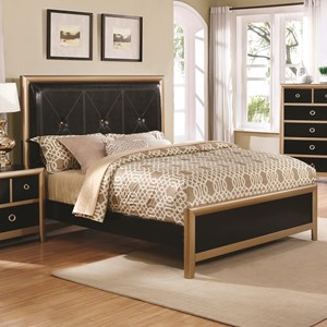 Coaster Zovatto Queen Bed