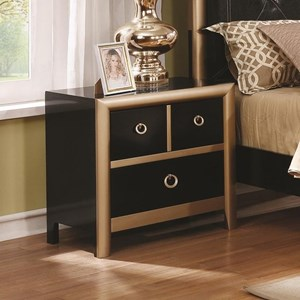 Coaster Zovatto Nightstand