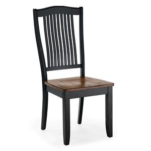 Cochrane Beavercreek Slat Back Side Chair