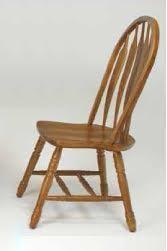 Cochrane Classic Oak Arrowback Chair Westrich Furniture