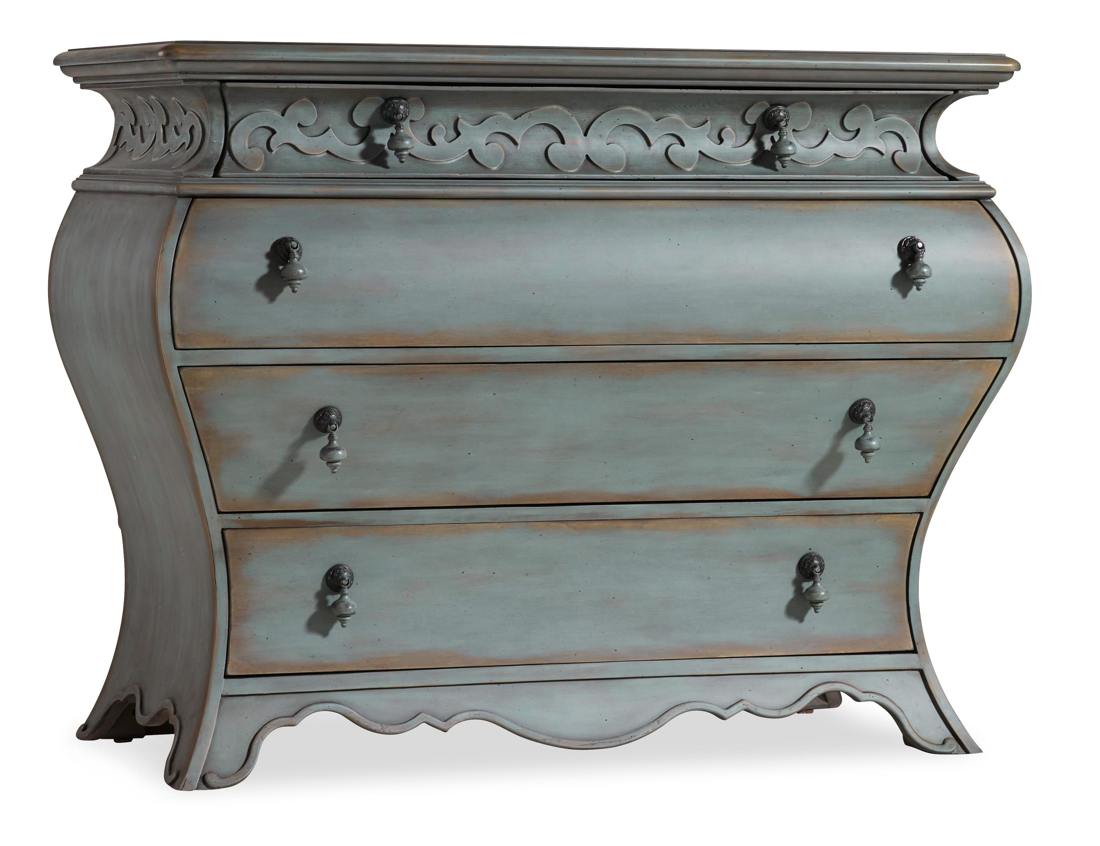 Hooker Furniture 5310 Bombay Accent Chest - Item Number: 5310-85001