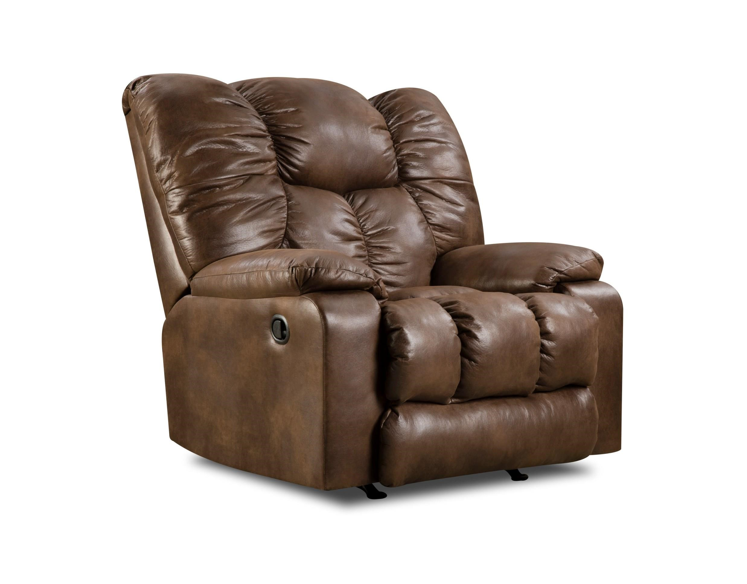 Simmons Upholstery 692M Padre Espresso - Item Number: 692M