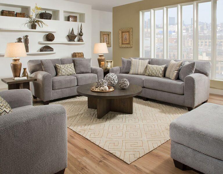 Albany 974 Sofa - Item Number: 974