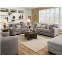 Albany 974 Loveseat - Item Number: 974