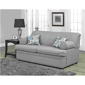 Comfort Style Canada Capeside Double Sofabed with Removable Arms