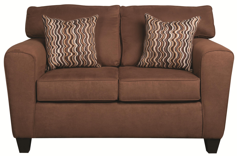 Morris Home Furnishings Chaz Chaz Loveseat  - Item Number: 104821233