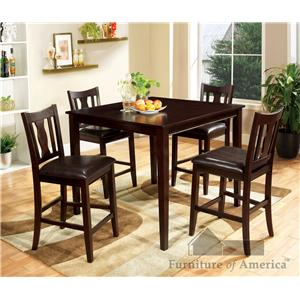 Furniture of America / Import Direct CM3888 Dinning Set
