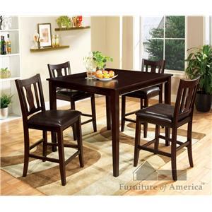 Furniture of America / Import Direct CM3888 Dinning Set