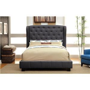 Furniture of America CM7050 Queen bed