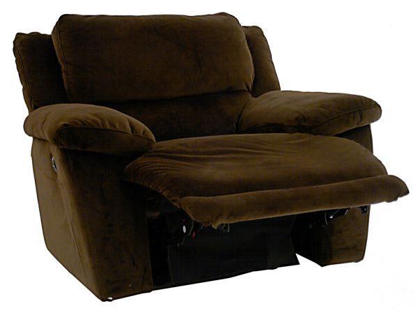 Futura Leather Cole Recliner - Item Number: M149-80