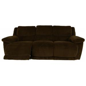 Futura Leather Cole Reclining Sofa