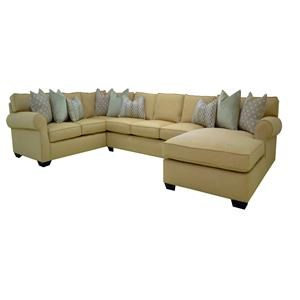 Reeds Trading Company Colefax Sectional Sofa