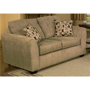Comfort Industries Edge Stationary Loveseat