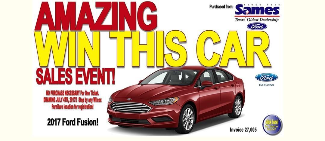 Free Car Giveaway >> Free Vehicle Giveaways