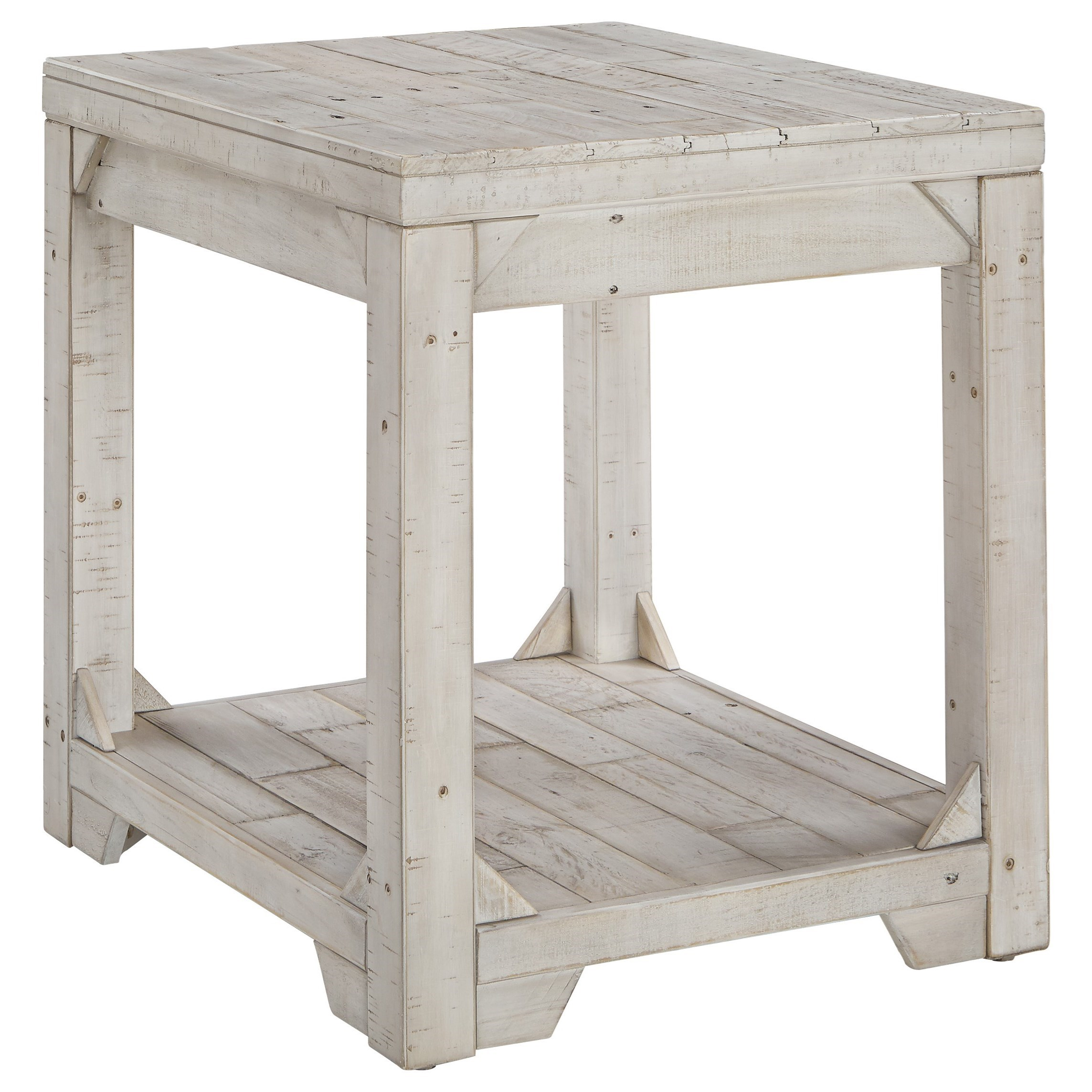 Fregine Rectangular End Table by Signature Design by Ashley at Northeast Factory Direct