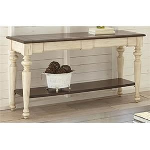 Morris Home Johnson Valley Johnson Valley Sofa Table