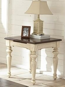Morris Home Johnson Valley Johnson Valley End Table