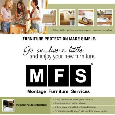Montage Furniture Services Montage Furniture Protection Plan Montage Basic Coverage - Item Number: Basic