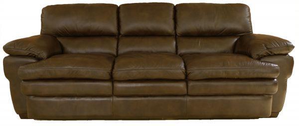 Futura Leather Pasadena Sofa - Item Number: 7454-30