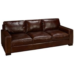 Soft Line 4522 Leather Sofa