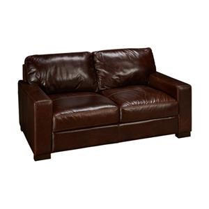 Soft Line 4522 Leather Loveseat