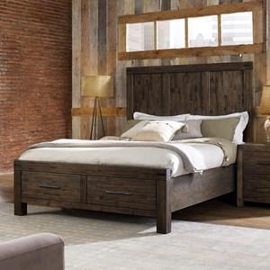Hillsdale Gannon King Storage Bed