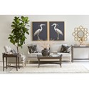 The Great Outdoors St. Germain Stationary Living Room Group - Item Number: 515 Living Room Group 1