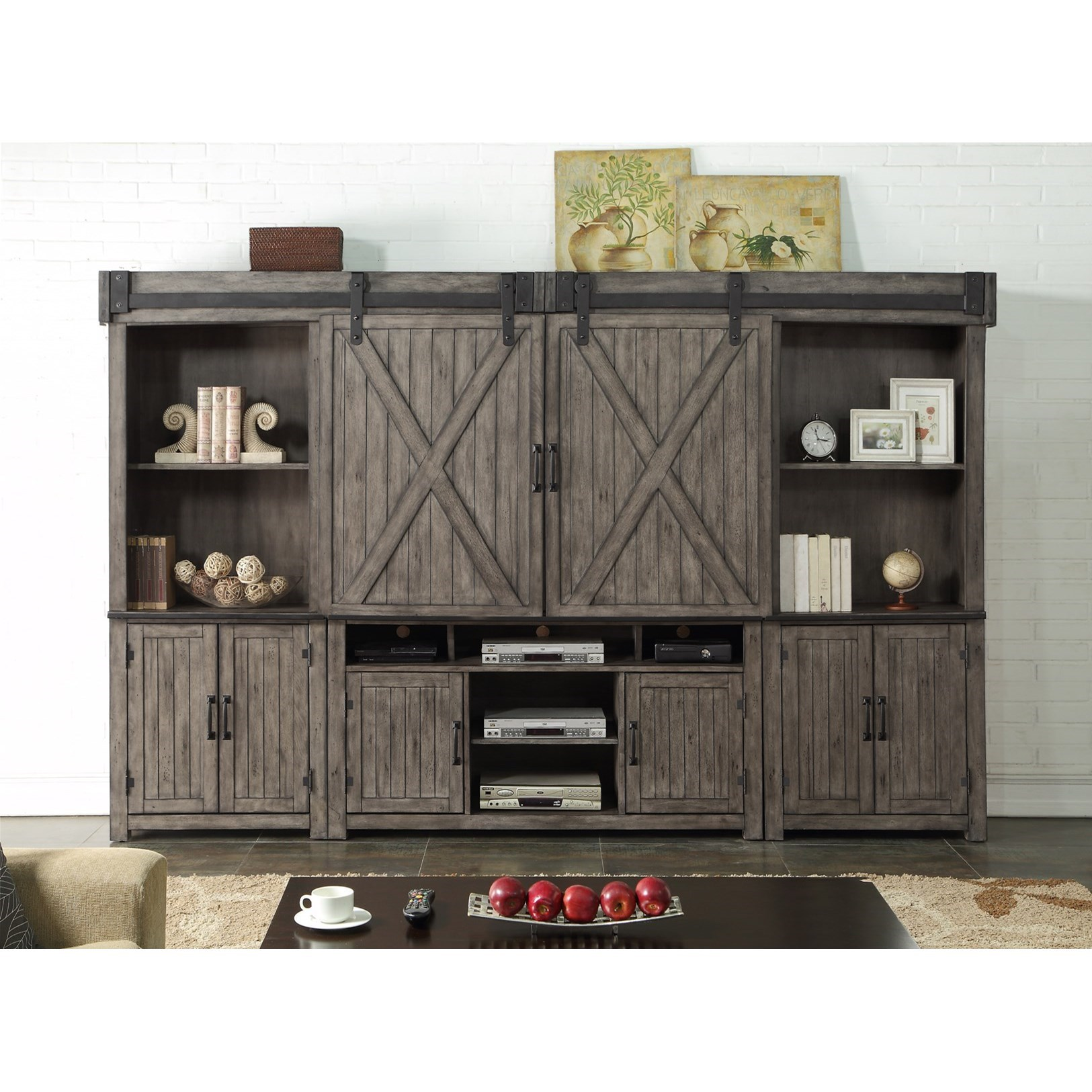 Legends Furniture Storehouse Collection ZSTR-1001