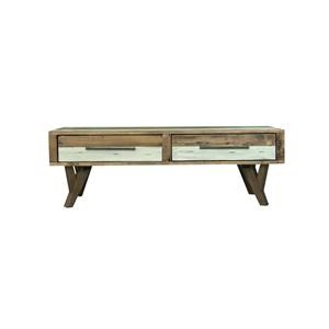 Reeds Trading Company Trestles Coffee Table