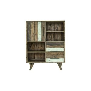 Reeds Trading Company Trestles Cabinet