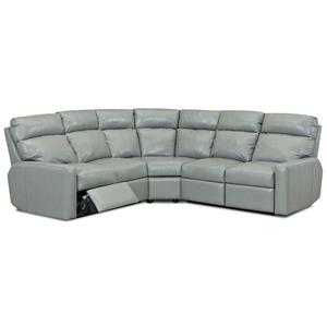 Comfort Design Ausie II Sectional Sofa Group