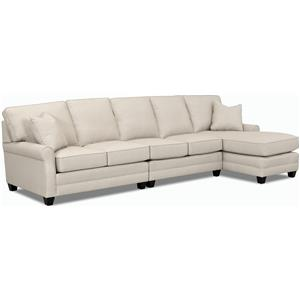 Comfort Design Loft Sectional Sofa Group