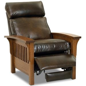 Comfort Design Mission High Leg Leather Recliner
