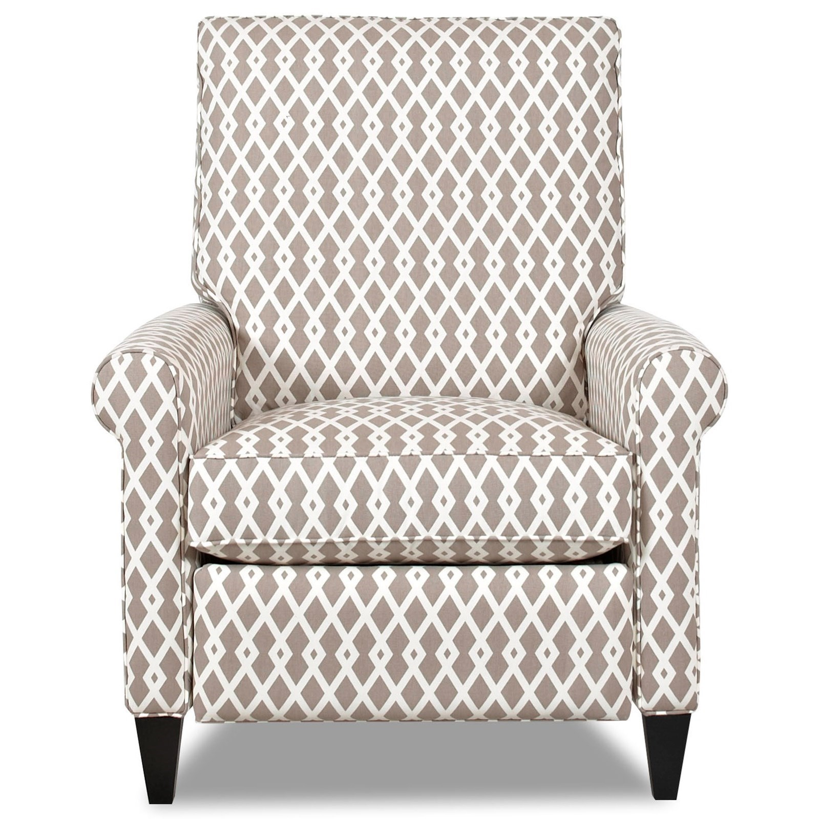 Magnificent Reclining Chairs Finley High Leg Recliner Alphanode Cool Chair Designs And Ideas Alphanodeonline