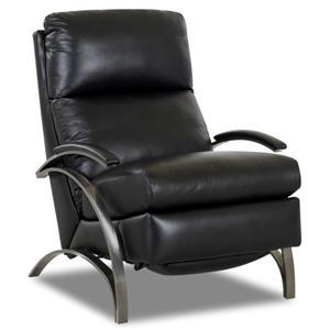 Comfort Design Reclining Chairs Zone II Contemporary High Leg Reclining Chair