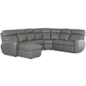 Comfort Design Ventana II Reclining Sectional Sofa