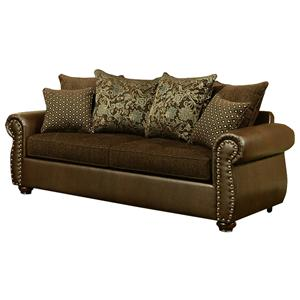 Comfort Industries Austin  Sofa