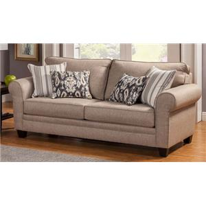 Comfort Industries Craig Stationary Sofa