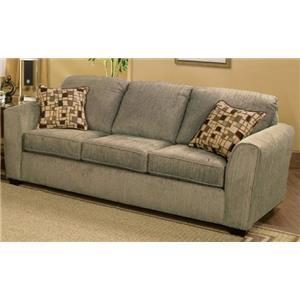 Comfort Industries Edge Stationary Sofa