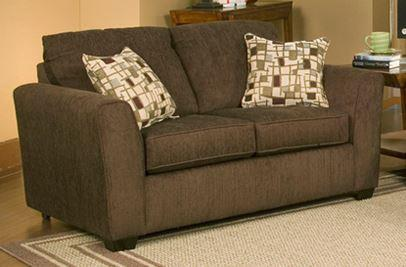 Comfort Industries Edge Stationary Loveseat - Item Number: Edge