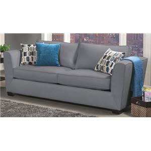 Comfort Industries Energy P Stationary Sofa