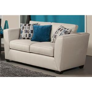 Comfort Industries Energy B Stationary Loveseat